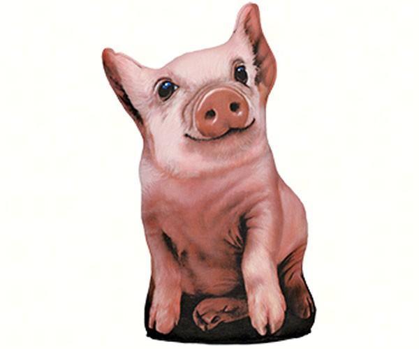 Fiddler's Elbow Pig Doorstop