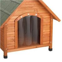 WARE Premium Plus A Frame Dog House Door Flap - Medium