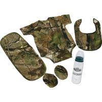 Rivers Edge Products Realtree Apg 5 Pc Baby Outfit