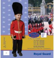 Dress Up America Royal Guard - Small 4-6