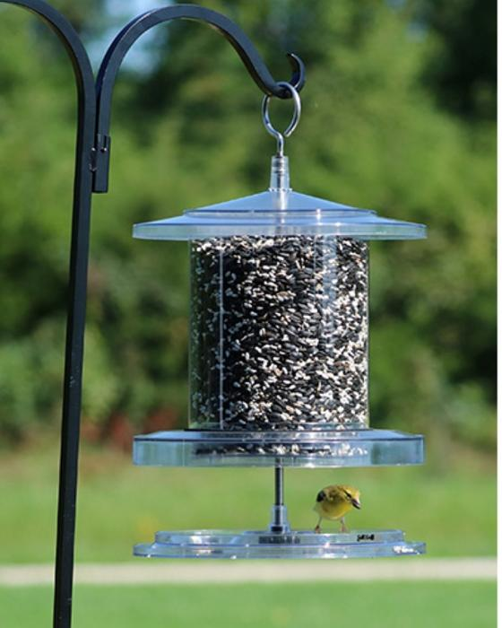 Songbird Essentials All Weather Feeder 4 Qt. - Clear