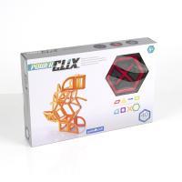 PowerClix Creative Color Set: 40 Pcs Red
