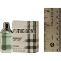 Burberry The Beat By Burberry Eau De Toilette .15 Oz Mini for Men