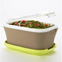 Fit&fresh Indoor/Outdoor Side Server 2Qt Capacity With Insulated Carrier