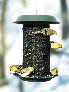 Wire Caged Feeders by Woodlink Audubon Series