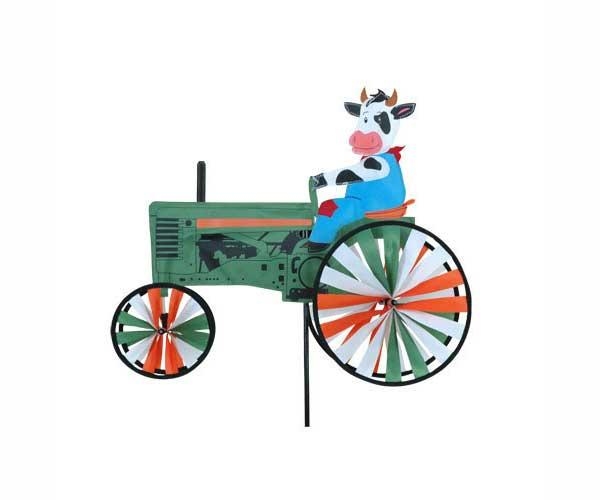Premier Designs 22 inch Cow Tractor Spinner
