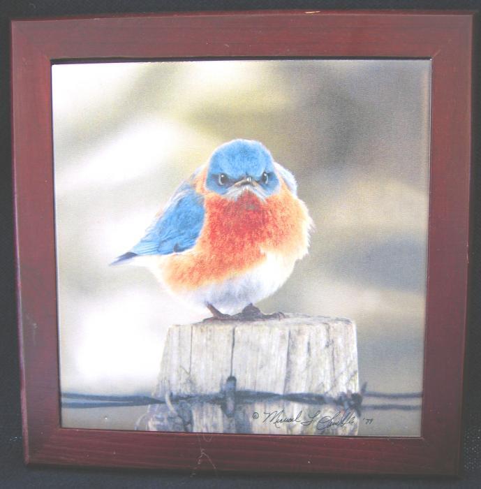 Eklund's Ltd. Mad Bluebird, Trivet