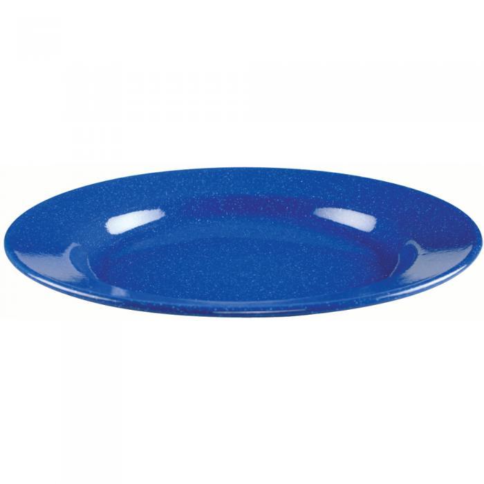 "Coleman Plate - 10"" / Blue"