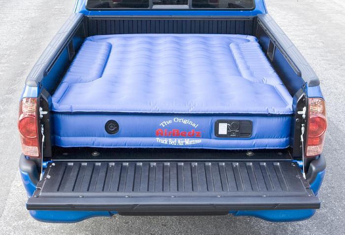 Short Bed Truck Air Mattress by AirBedz, Model PPI-103