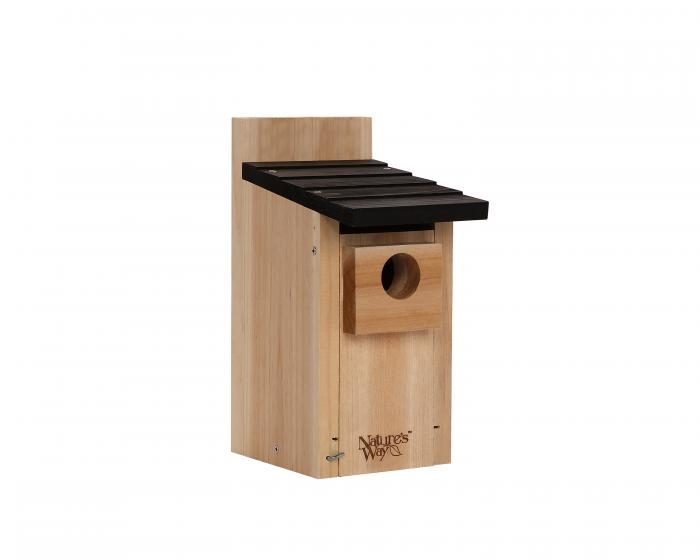 Nature's Way Bamboo Bluebird Box House