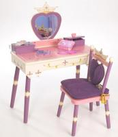 Levels of Discovery Princess Vanity & Chair Set