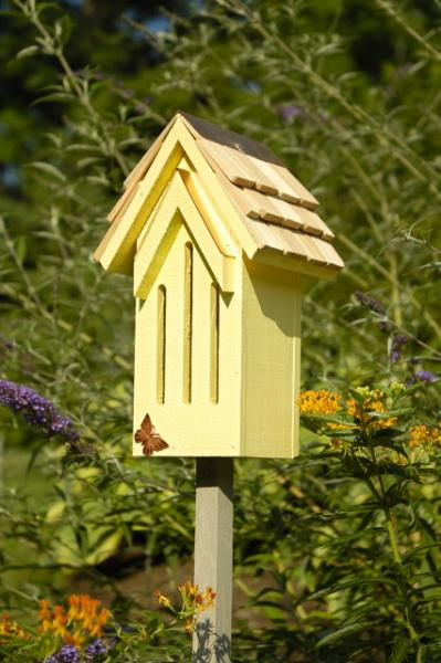 Heartwood Mademoiselle Butterfly House, Yellow