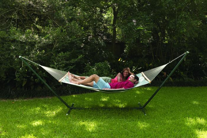 Texsport Sunset Bay Hammock with Stand