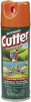 Cutter 6 oz. Backwoods 23% DEET Insect Repellent (Aerosol)