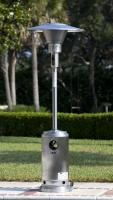Stainless Steel Prime Round Patio Heater