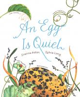 Chronicle Books An Egg is Quiet