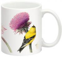 Fiddler's Elbow Goldfinch 15 oz Mug