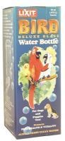 Glass Bird Water Bottle