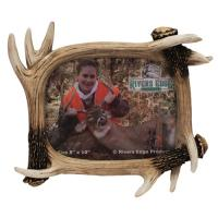 """Rivers Edge Products 8""""x10"""" Antler Picture Frame"""