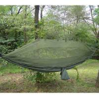 ProForce Jungle Hammock W/ Mosquito Net, Olive