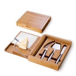 Picnic Time Soiree Bamboo Cutting Board and Tools