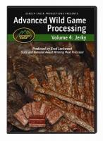 Outdoor Edge Jerky Processing