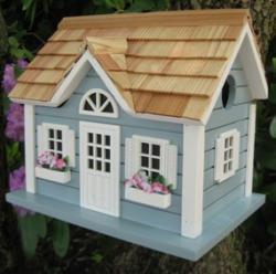 Home Bazaar Nantucket Cottage - Blue