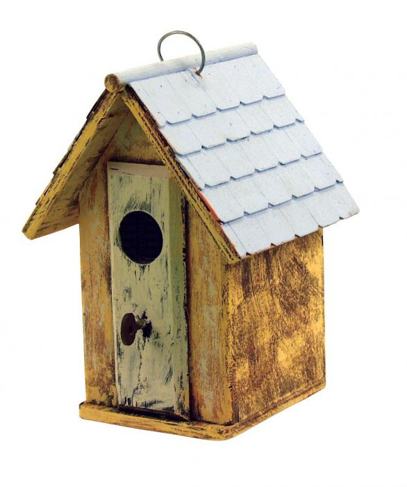 Songbird Essentials Lock & Key Bird Barn