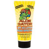 Aloe Gator SPF40 Sunscreen, 3 Ounce