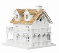 Home Bazaar Victory Cottage Birdhouse