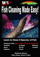 Stoney-Wolf Fishing Cleaning Made Easy DVD