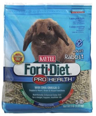 Adlt Rabbit F.d. Pro Health 5lb