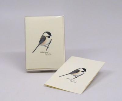 Steven M. Lewers & Associates Chickadee Notecard Assortment (8 of 1 style)