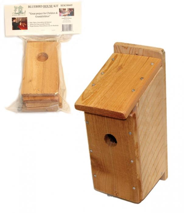 Songbird Essentials Bluebird House Kit