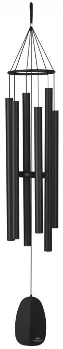 Woodstock Chimes Bells of Paradise Large Black