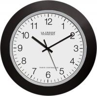 "La Crosse Technology 10"" Atomic Analog Wall Clock"