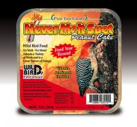 Pine Tree Farms Never Melt Suet Peanut 12 oz