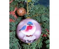 Songbird Essentials Ornament, Mad Bluebird