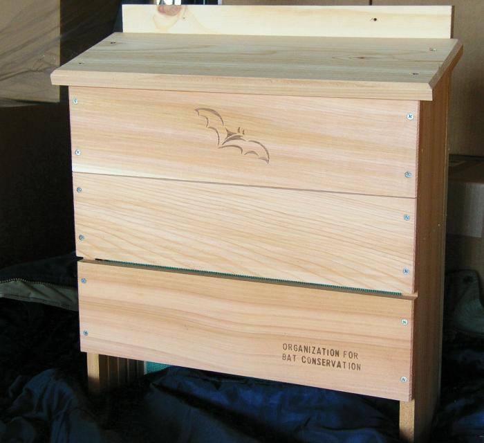 Songbird Essentials Five Chamber OBC Bat House