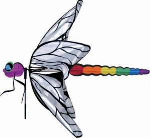 Premier designs dragonfly garden spinner for Garden spinners premier designs