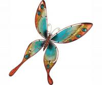 Regal Art & Gift Blue Butterfly Wall Dicor