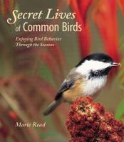 Peterson Books Secret Lives of Common Birds