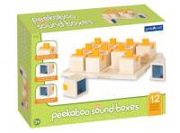 Guidecraft Peekaboo Sound Boxes