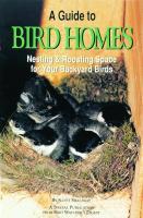 Bird Watcher's Digest A Guide To Bird Homes