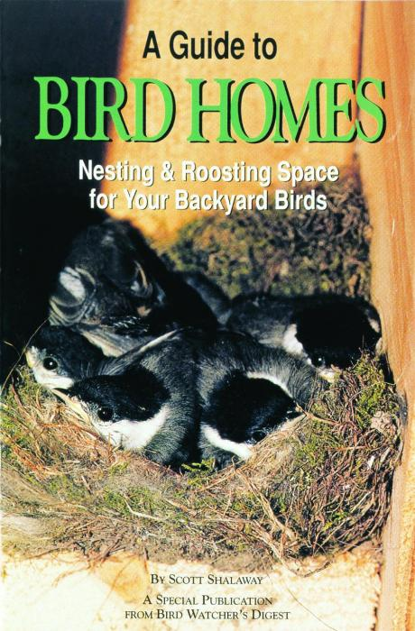 Bird Watcher's Digest A Guide To Bird Homes