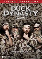 A & E Networks Duck Dynasty, Season 3 DVD Set
