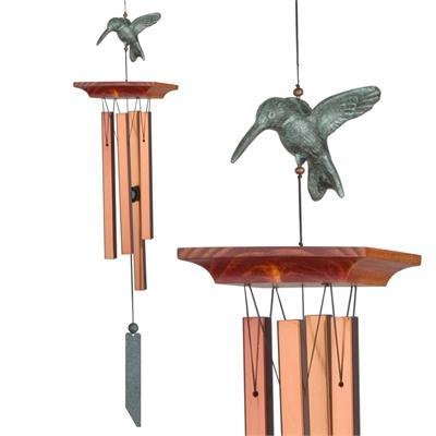 Woodstock Chimes Habitats - Hummingbird