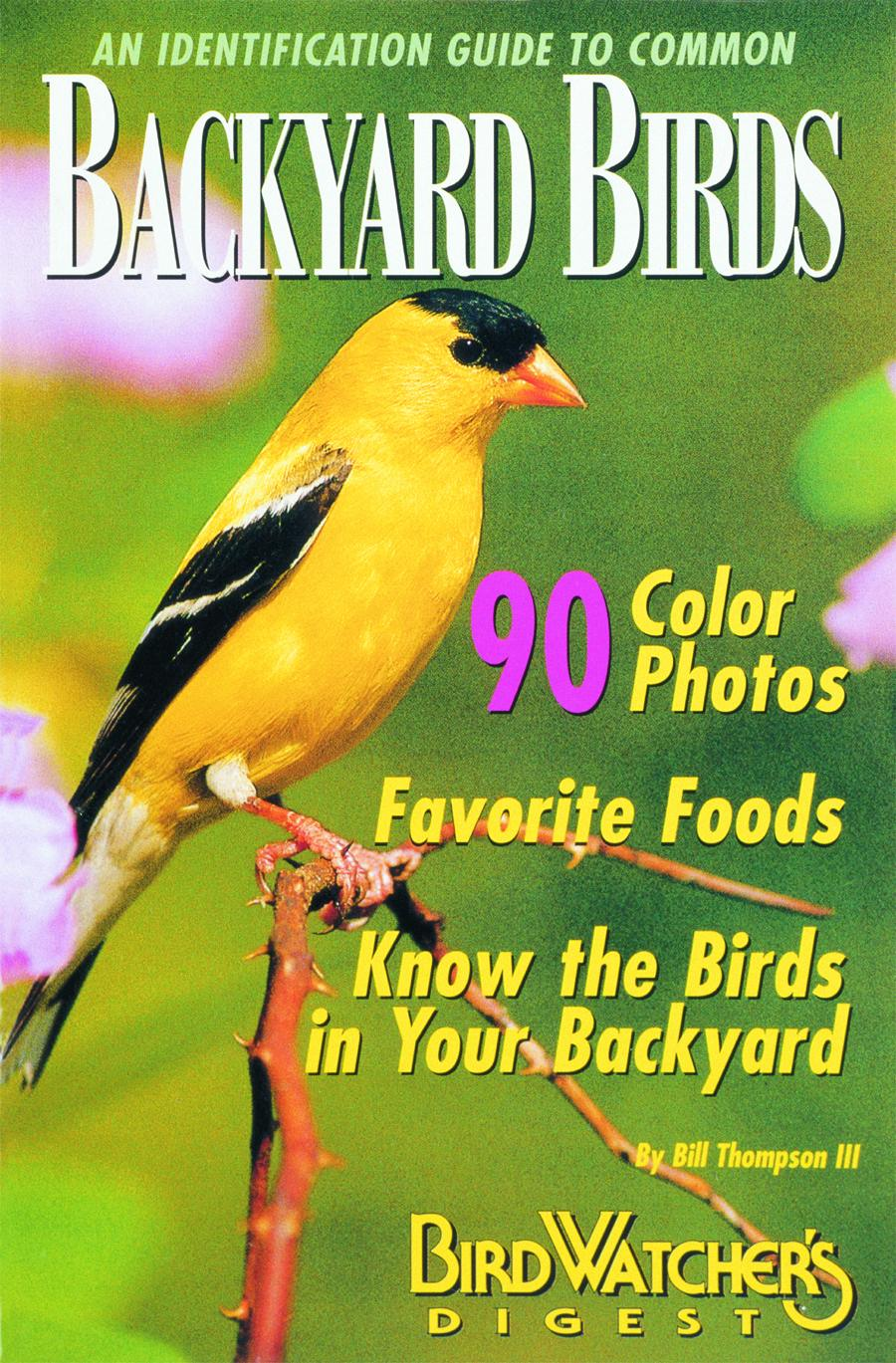 Bird Watcher's Digest An Identification Guide to Common ...