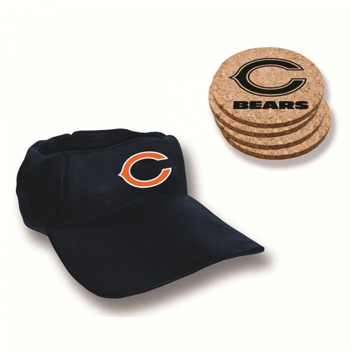 Evergreen Enterprises Chicago Bears Cap Coaster