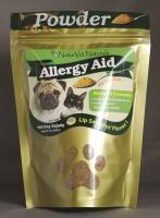 NaturVet Allergy Aid Powder, 60 Day - 9 oz. Bag